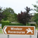 Come to the Windsor Racecourse Meeting