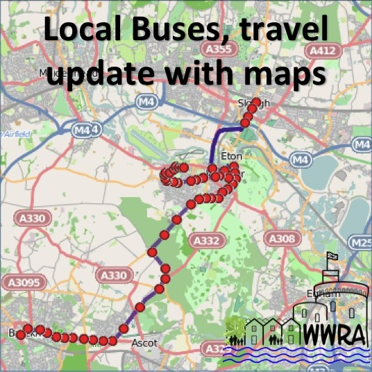 Local Buses Travel Update With Maps Blog Wwra